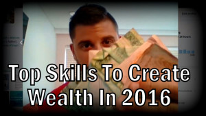 top wealth skills
