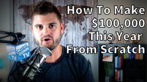how to make $100k this year